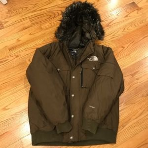 North Face Hyvent Down Coat